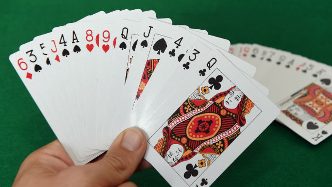 De fire verste hendene i Texas Hold'em Poker