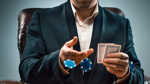 Poker Strategy: Inducing a Bluff