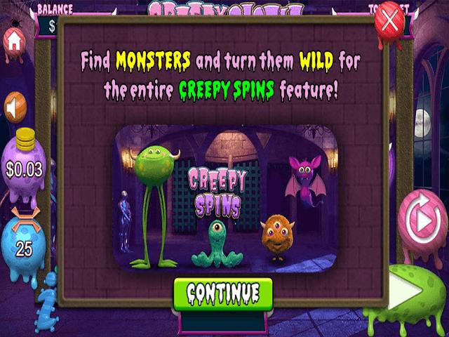 Spiele Horror Castle - Video Slots Online