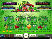 Fruit Bonanza Skjermbilde 3