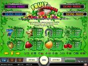 Fruit Bonanza Kuvakaappaus 3
