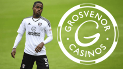GrosvenorCasinos.com Lands Fulham Shirt Sponsorship Deal
