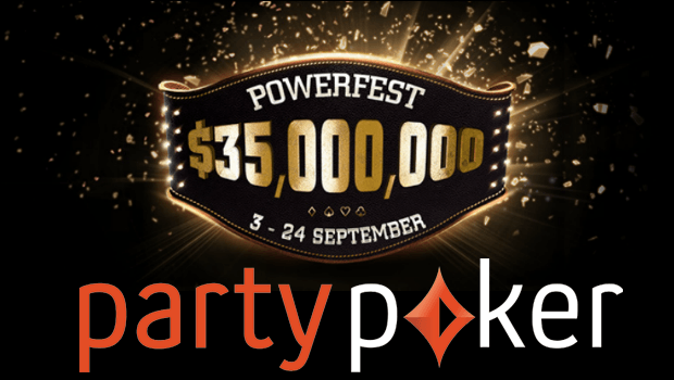 PartyPoker Live Promises $35m in Guarantees Next Powerfest