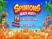 Spinions Beach Party Screenshot 2