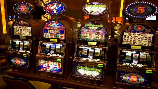 Spilleautomater: hvordan gå fra fysisk til nettet