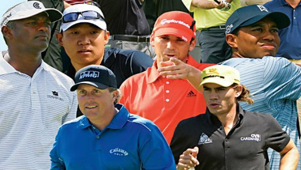 Golf Betting Strategy: The Golf Field Bet
