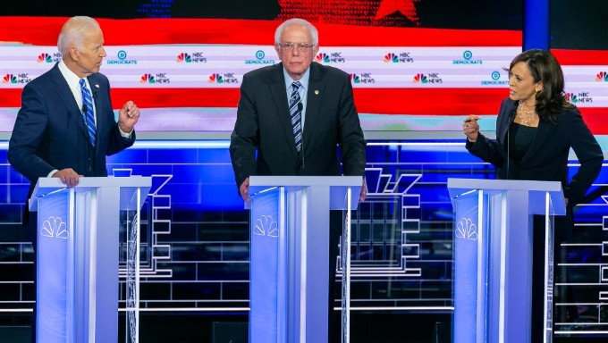 Democratic Primary Betting Odds 2020