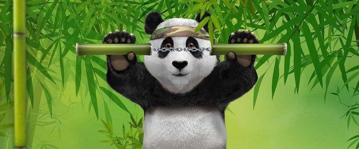 Fredag i Pandans casino bjuder alltid på insättningsbonus