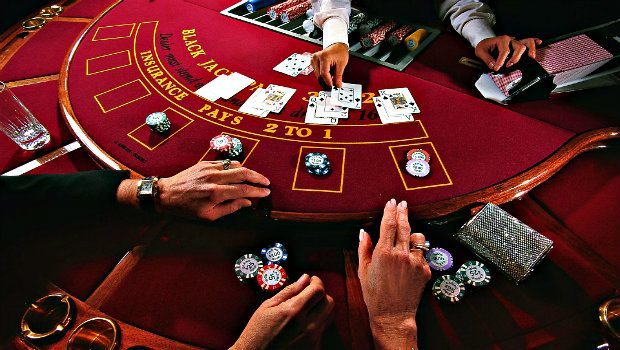 casino table top games