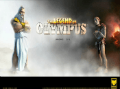 The Legend of Olympus Screenshot 1