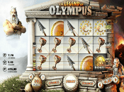 The Legend of Olympus Screenshot 2