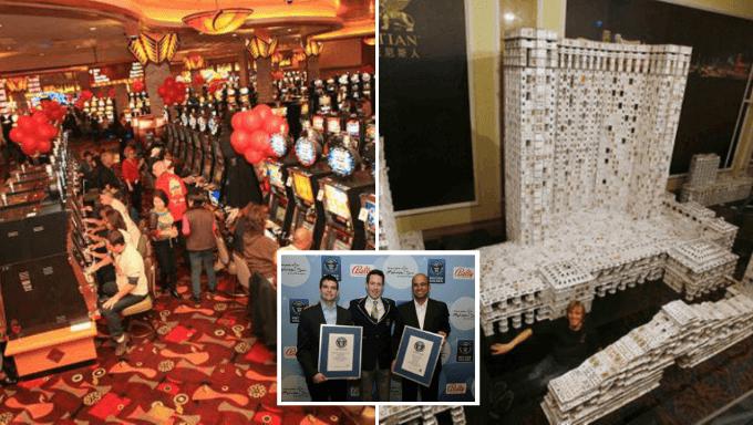 Top 10 der in Casinos aufgestellten Weltrekorde