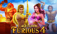 Age of the Gods: Furious 4 Slot Sites