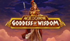 Age of the Gods: Goddess of Wisdom Slot Sites