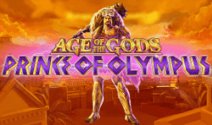 Age of the Gods: Prince of Olympus Online Slot