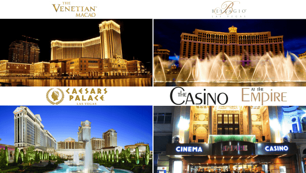 Top 10 Casinos in the World
