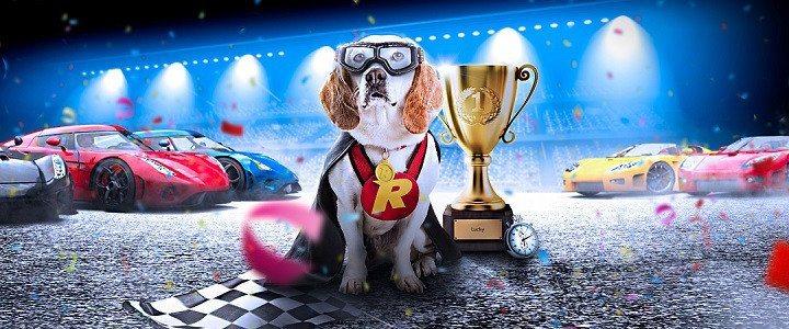 Rizk Races 2.0 - nytt sätt att spela casino på nätet och vinna extra!
