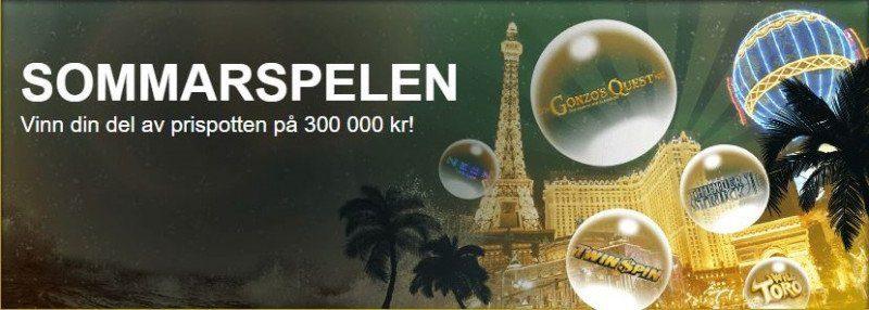 Sommaren 2017 bjuder på ny stor casino-kampanj