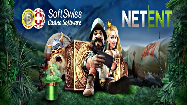 SoftSwiss Looks to Join Ranks of Elite with NetEnt Deal