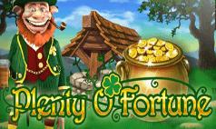 Plenty O'Fortune Online Slot