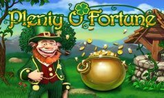 Plenty O'Fortune Slot Review