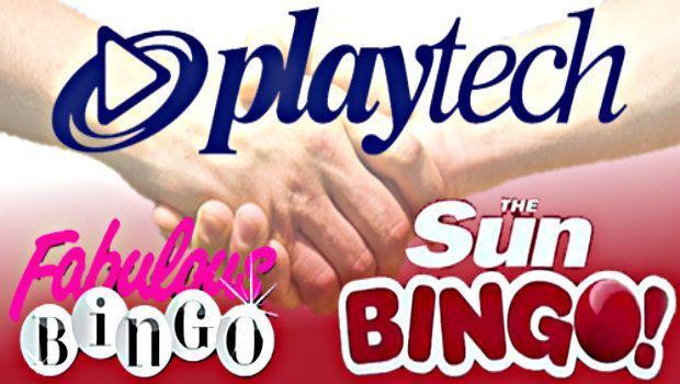 Playtech Coup Secures Sun Bingo Deal