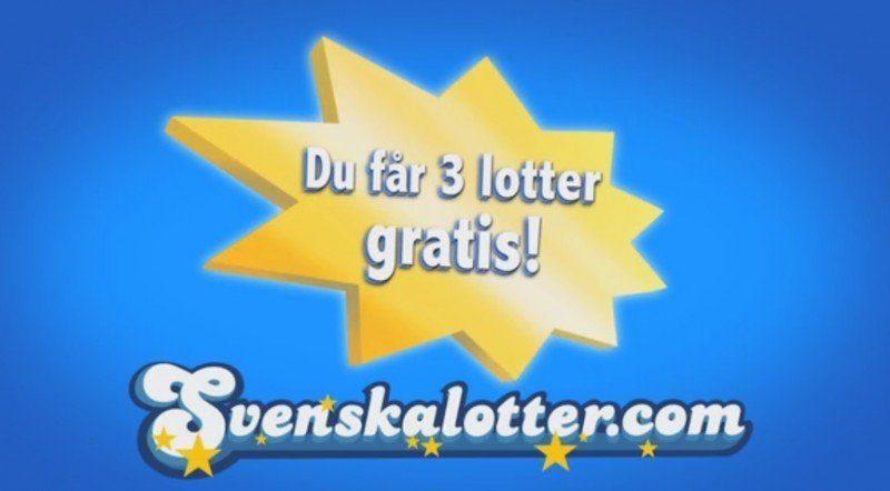 Ann vann 10 miljoner hos Svenskalotter