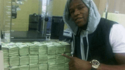Unsurprisingly Mayweather Bets on Himself in Mega Fight