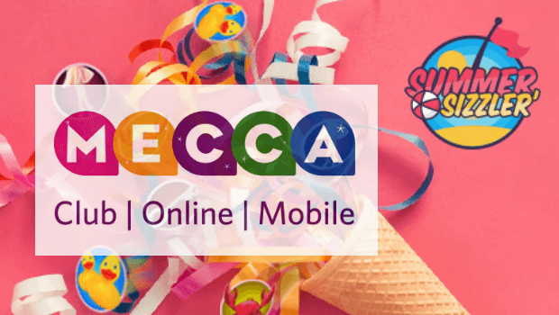 Still Time to Win 1 of 12k Prizes Offered at Mecca Bingo