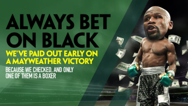 Top Irish Bookmaker Pays Out Early on Mayweather Victory