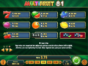 Multifruit 81 Screenshot 4