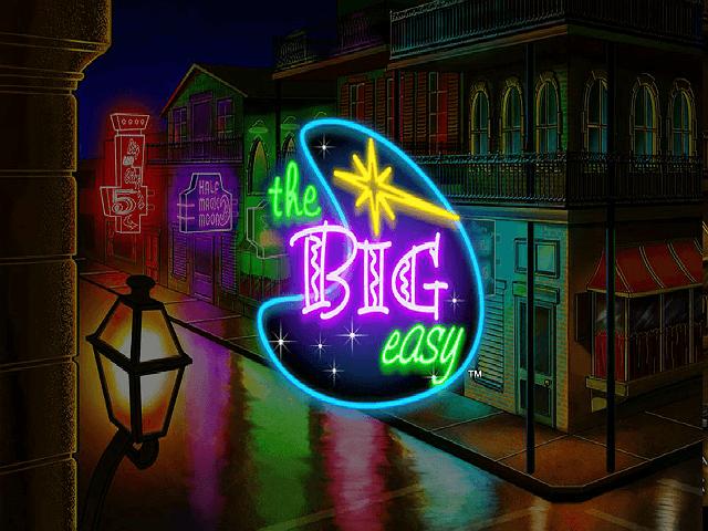 Mardi gras in the big easy slot machine for sale