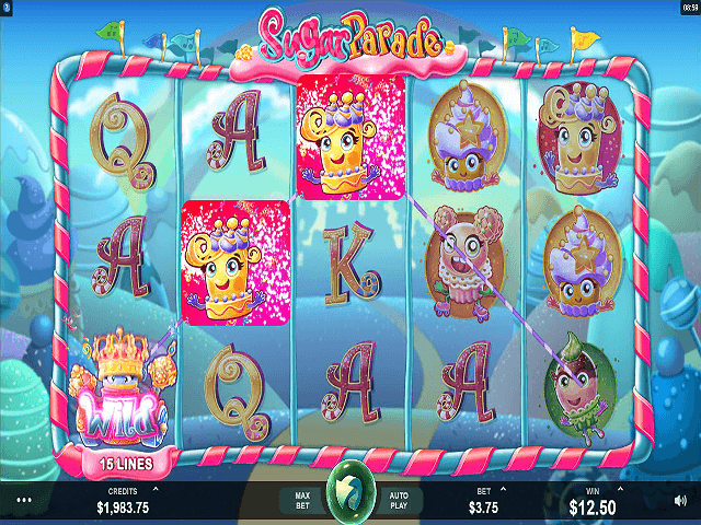 Sugar Parade | Euro Palace Casino Blog