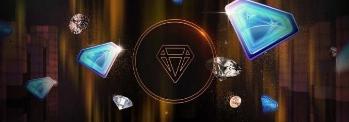 3x bonus när du spelar casino med din mobil och chans att vinna en diamant!