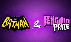 Batman and the Penguin Prize Online Slot