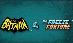 Batman and Mr. Freeze Fortune Slot Sites