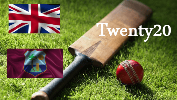 England vs. West Indies Twenty20 Betting Preview and Odds