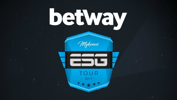Betway Continues eSports Push, Sponsors eSports Global Tour