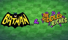 Batman and the Riddler Riches Online Slot