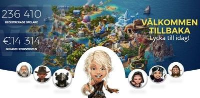 Helgen och resten av 2017 är räddad – nya Casino Heroes 3.0 är här!