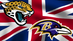 NFL Heads Back to London: Best Bets for Jaguars vs Ravens