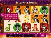 Beautiful Bones Skjermbilde 2