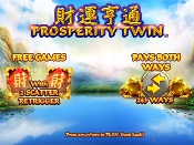 Prosperity Twin Screenshot 1