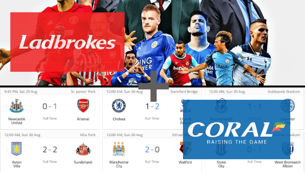 New Match & Player Specials Markets at Ladbrokes and Coral
