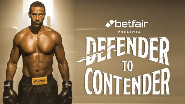 Betfair's 'Defender to Contender' to Feature Rio Ferdinand