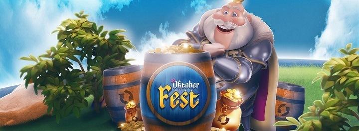Nya Casino Heroes med Oktoberfest och bonus varje dag!