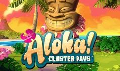 Aloha! Cluster Pays Slot Sites