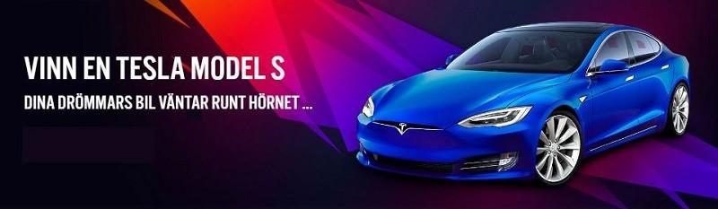 Teknikprylar, Tesla och exklusivt casinospel hos iGame!