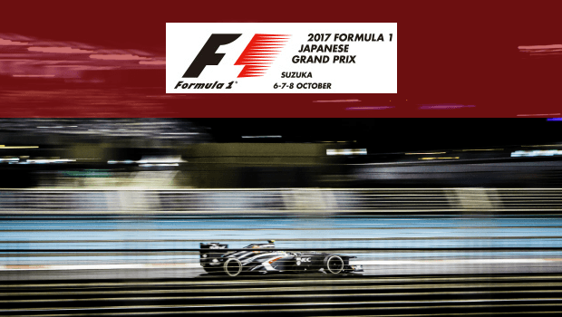 Japanese Grand Prix 2017 Has F1 Bettors Salivating at Odds