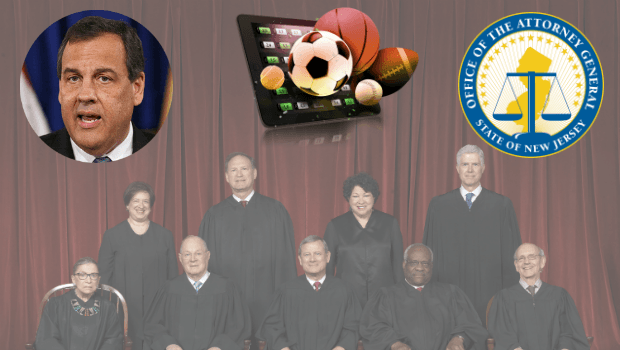 Date Set for US Supreme Court to Hear Sports Betting Case